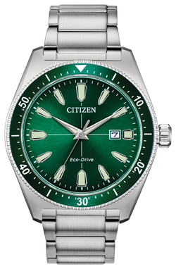 Citizen Men's Eco-Drive Brycen Watch