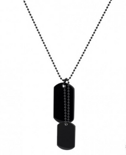 ARZ Men's Steel Pendant