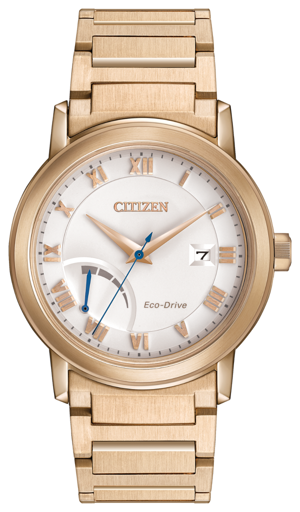 Citizen Men's Eco-Drive Power Reserve Watch