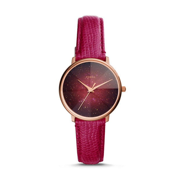 Fossil Women's Prismatic Galaxy Three-Hand Watch