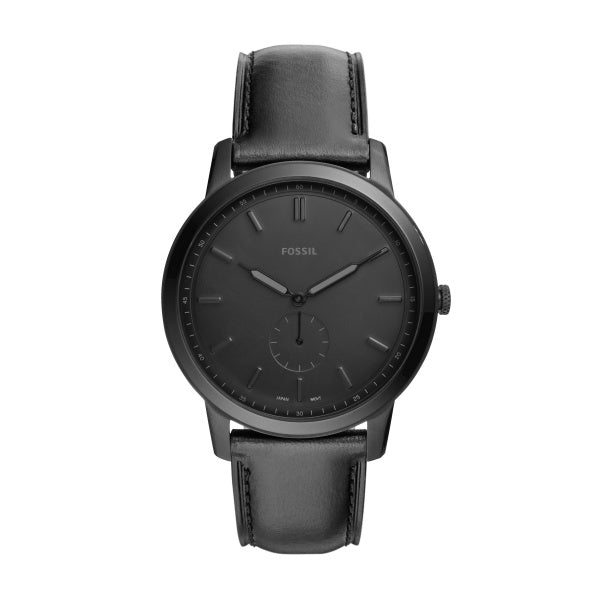 Fossil Men's Minimalist Black Watch