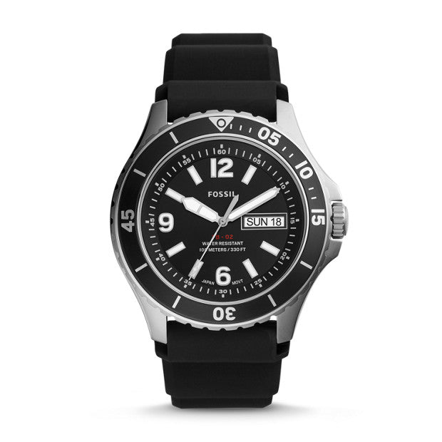 Fossil Men's FB-02 Three-Hand Watch