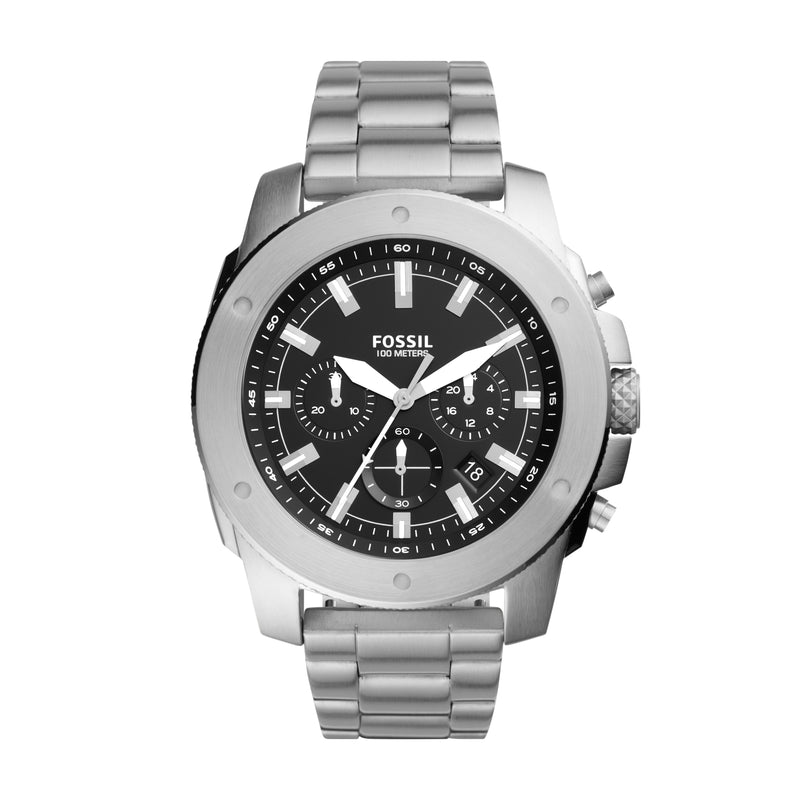 Fossil Men's Mega Machine Chronograph Watch
