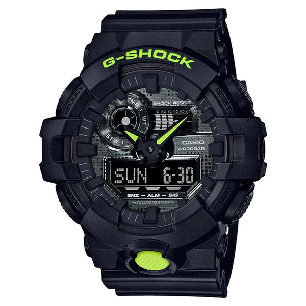 G-Shock Men's Digital Camo Watch