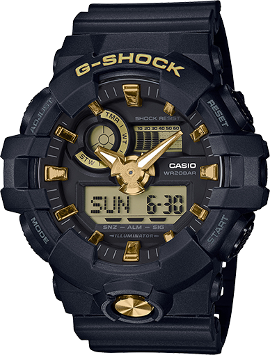 G-Shock Men's Analog-Digital Watch