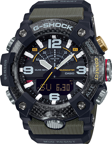 G-Shock Men's MudMaster Watch