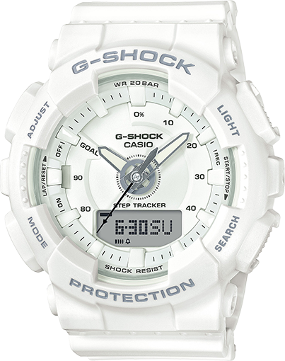 G-Shock Men's S Series GMAS130 Watch