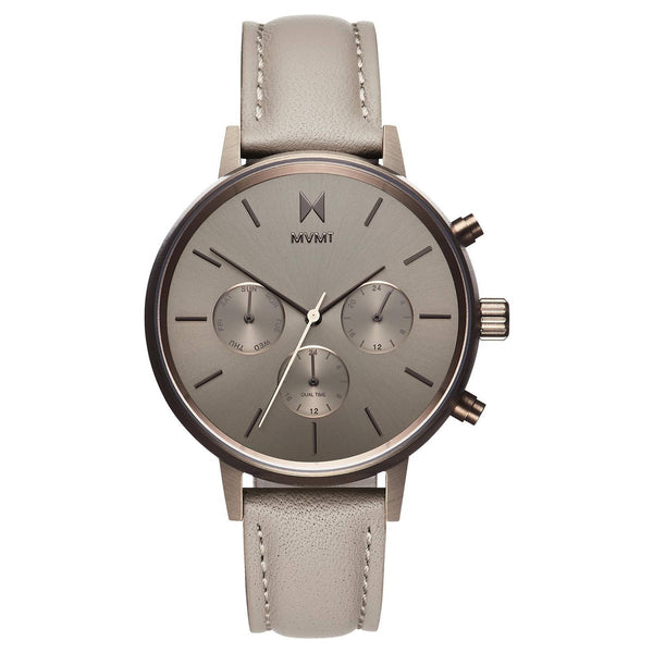MVMT Women's Nova Lyra Leather Watch
