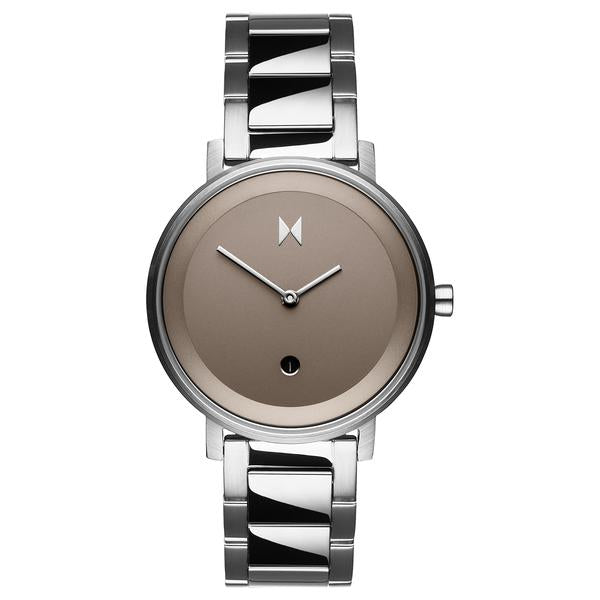 MVMT Women's Signature II Cloud Silver Watch