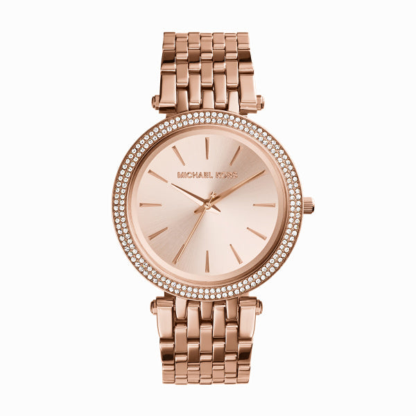 Michael Kors Women's Darci Pavé Watch