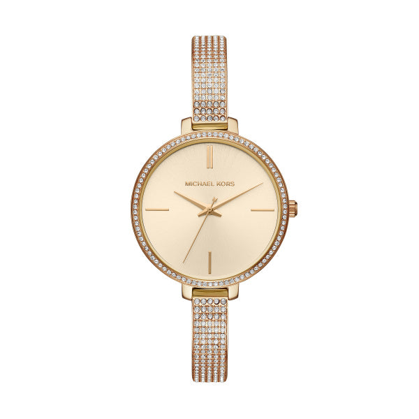 Michael Kors Women's Jaryn Pavé Watch