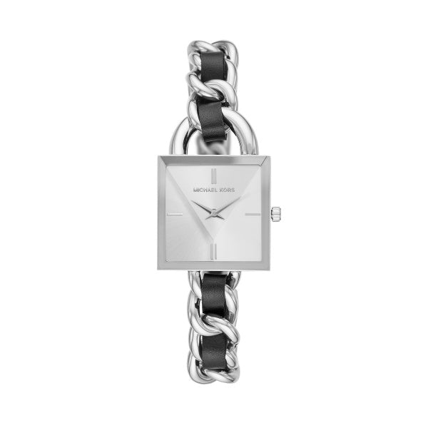 Michael Kors Women's Chain Lock Watch