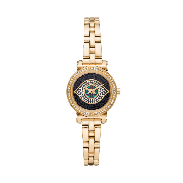Michael Kors Women's Petite Sofie Evil Eye Watch