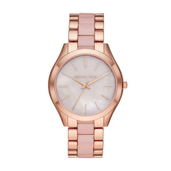 Michael Kors Women's Oversized Slim Runway Watch