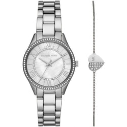 Michael Kors Women's Lauryn Three-Hand Watch