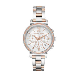 Michael Kors Women's Sofie Pavé Watch