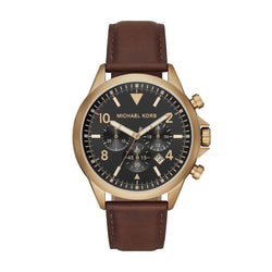 Michael Kors Men's Nubuck Watch
