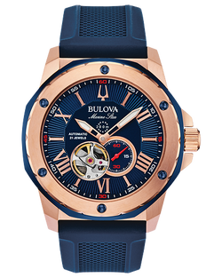 Bulova Men's Marine Star Automatic Watch