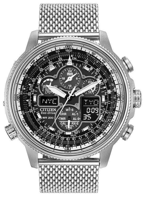 Citizen Men's Eco-Drive Navihawk A-T Watch