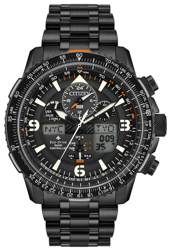 Citizen Men's Eco-Drive Skyhawk A-T Watch