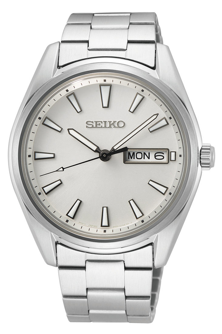 Seiko Men's Classic Day/Date Watch