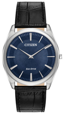 Citizen Men's Eco-Drive Stiletto Watch