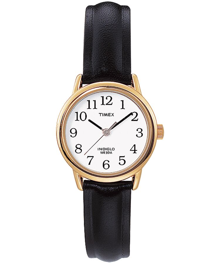 Timex Women's Easy Reader Leather Watch