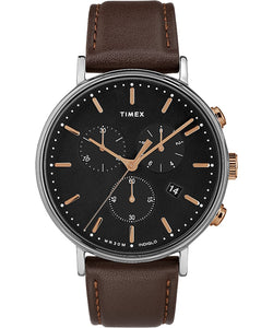 Timex Men's Fairfield Chronograph Watch