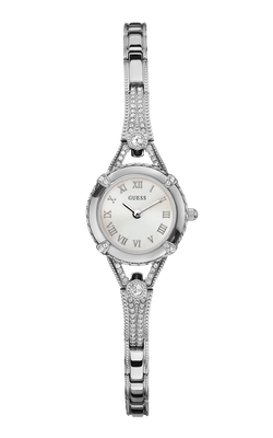 Guess Women's Petite Crystal Watch