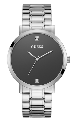 Guess Men's Diamond Analog Watch