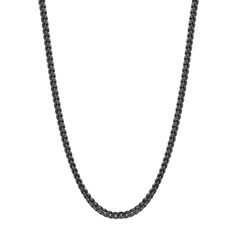 Italgem Men's Slim Round Franco Chain
