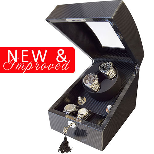 Gunther Mele Gustovo Automatic Watch Winder