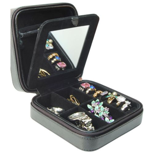 Gunther Mele Laura Jewelry Travel Case