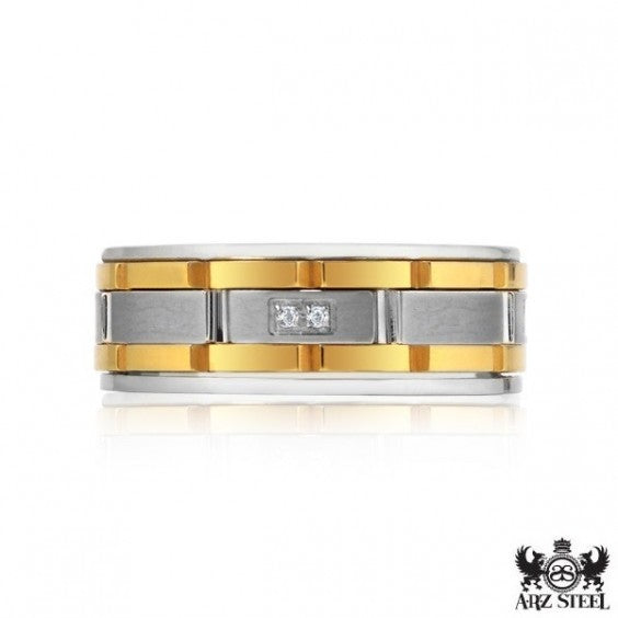 ARZ Steel Ring
