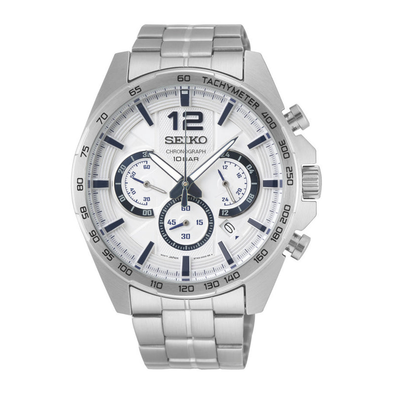 Seiko Men's Conceptual Chronograph Watch