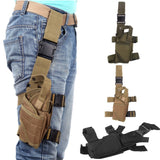 Military Tactical Left Hand Holster