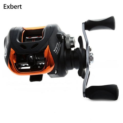Bait casting Fishing Reel With Magnetic Brake