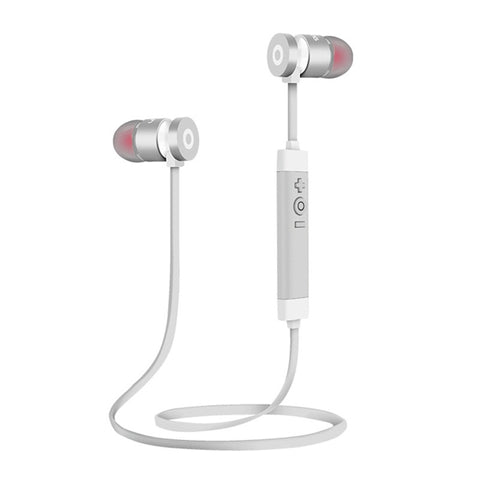 Sports Moisture proof Sweatproof Bluetooth Earphones Universal Wireless Bluetooth Earbuds Noise Reduction Bluetooth Headphones In-Ear Stereo Headsets
