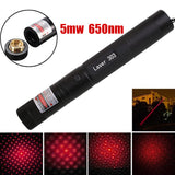 Adjustable Laser Pointer