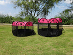 PAWING Portable Folding Pet tent