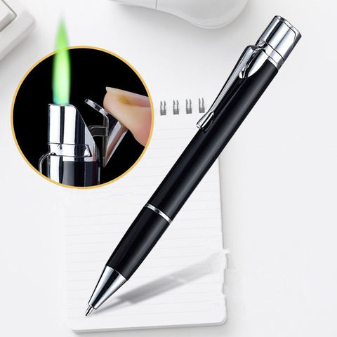 Ball Point Pen Lighter