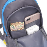 Crossbody Bag with Detachable Water Bottle Holder Pouch