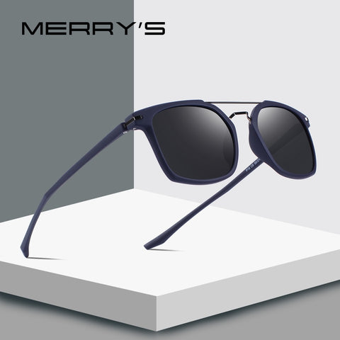 MERRYS DESIGN Classic Square Polarized Sunglasses