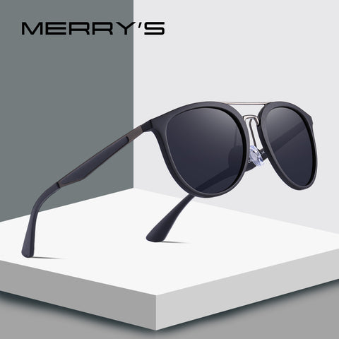 MERRYS DESIGN Classic Retro Polarized Sunglasses