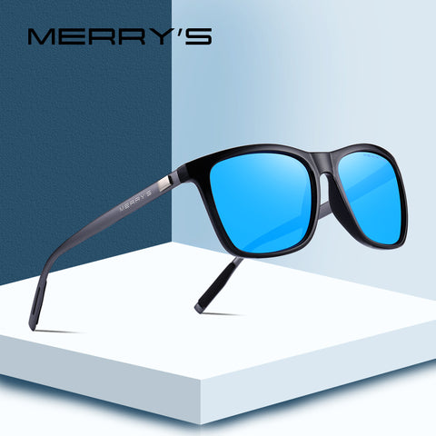 MERRY'S DESIGN Classic Square Polarized Sunglasses