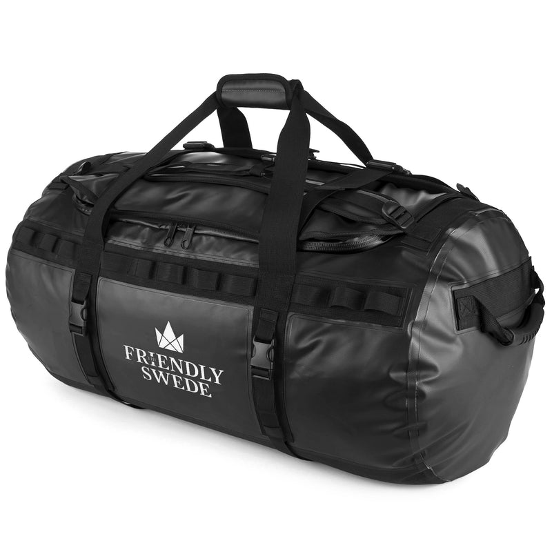 Black Duffel 90L Bag