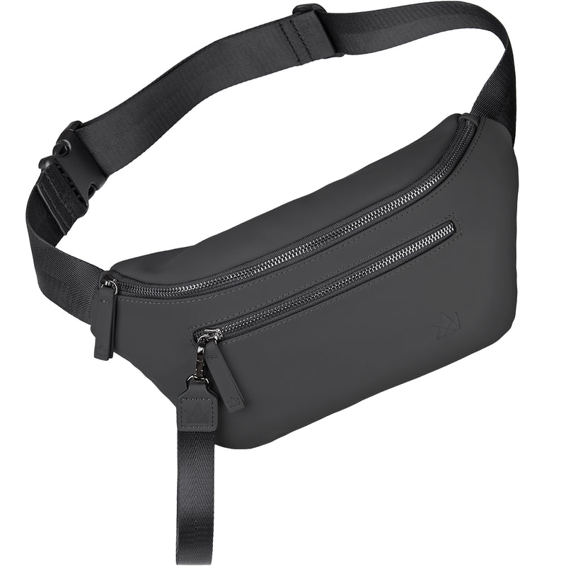 Black Vreta Bum Bag