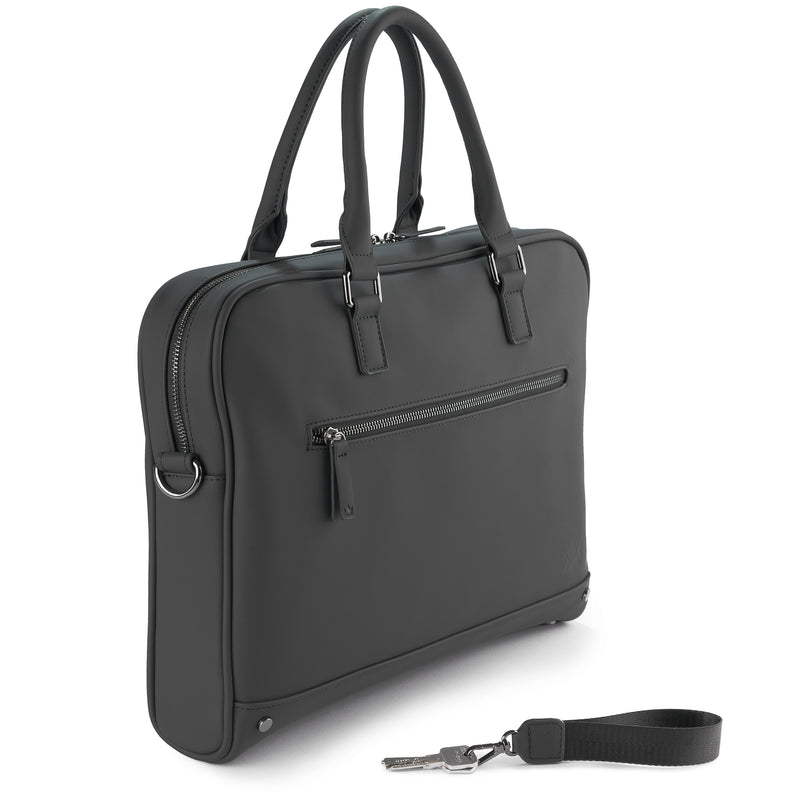 Black Vreta Laptop Bag