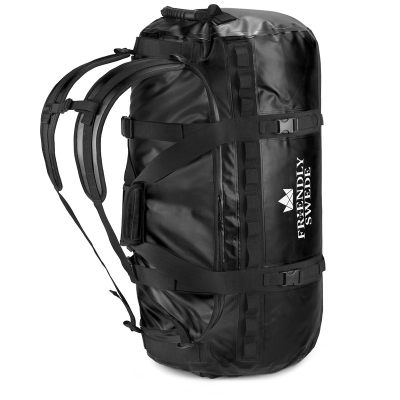 Black Sandhamn Duffel 90L Bag