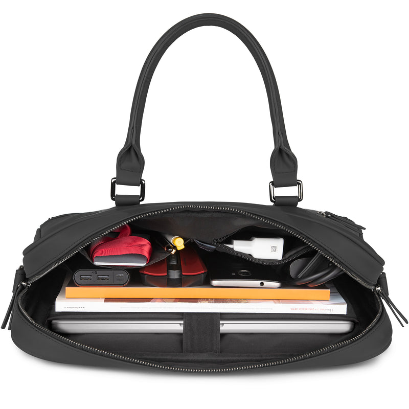 Vreta Laptop Bag - Black